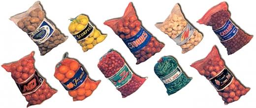 Fabricación y venta de sacos con banda impresa empresa sacos dúrcal Granada